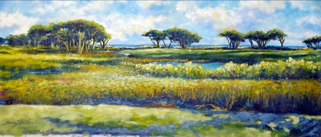 "SOLD ""Marsh Views"""